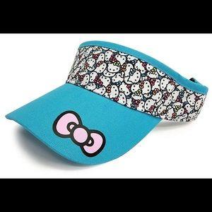 Sanrio Hello Kitty Adjustable Visor Cap